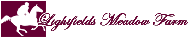 Lightfields Meadow Farm, Logo